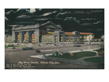 Union Station, Kansas City, Missouri Poster