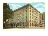 Hôtel Selwyn, Charlotte, Caroline du Nord Affiches