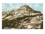 Chocorua Mountain, White Mountains, New Hampshire Poster