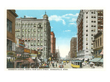 Hennepin Avenue, Minneapolis, Minnesota Prints