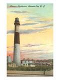 Absecon Lighthouse, Atlantic City, New Jersey Prints