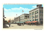 Downtown Billings, Montana Prints