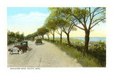 Boulevard Drive, Duluth, Minnesota Posters