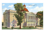 Old Capitol, Jackson, Mississippi Posters