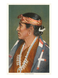 Tom, Navajo of Ganado, New Mexico Prints