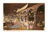 Indian Crafts, Albuquerque, New Mexico Print