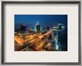 Bustling Beijing Framed Photographic Print by Trey Ratcliff