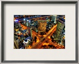 Rush Hour Framed Photographic Print by Trey Ratcliff