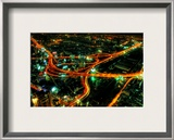 The Veins of Bangkok Framed Photographic Print by Trey Ratcliff