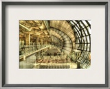 Stuck in Customs in Space Framed Photographic Print by Trey Ratcliff