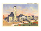 Union Station, St. Louis, Missouri Prints