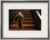Hindu Ascent Framed Photographic Print by Trey Ratcliff