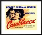 Casablanca, 1942 Inramat gicléetryck