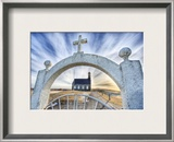 Miracle in Iceland Framed Photographic Print by Trey Ratcliff