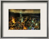 Blowtorch Framed Photographic Print by Trey Ratcliff