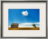The Lonely Trinity Framed Photographic Print by Trey Ratcliff