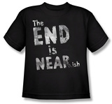Youth: The End is Near-ish T-shirts
