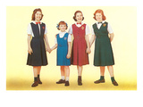 School Uniform Catalogue Posters