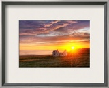 Exploring the Peninsula at Sunrise Framed Photographic Print by Trey Ratcliff