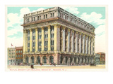 Mutual Benefit Life Building, Newark, New Jersey Prints