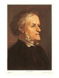 Portrait of Wagner Kunst