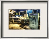 Univac Framed Photographic Print by Trey Ratcliff