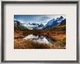 Adventuring in the Valley Framed Photographic Print by Trey Ratcliff