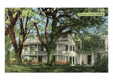 The Elms Mansion, Natchez, Mississippi Prints