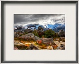 A Rocky Morning Framed Photographic Print by Trey Ratcliff