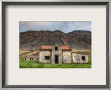 The Old Shed Framed Photographic Print by Trey Ratcliff