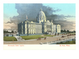 State Capitol, St. Paul, Minnesota Prints