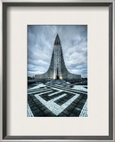 The Labyrinth Rocket Framed Photographic Print by Trey Ratcliff