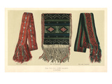Zuni Woven Sashes Posters