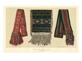 Zuni Woven Sashes Prints