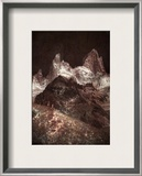 The Edge of Chile Framed Photographic Print by Trey Ratcliff