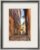 Arles and Van Gogh Framed Photographic Print by Trey Ratcliff