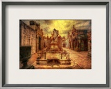 La Recoleta - The Crypts of Buenos Aires Framed Photographic Print by Trey Ratcliff
