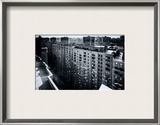 Manhattan Living Framed Photographic Print by Trey Ratcliff