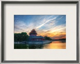 Entering the Forbidden City Framed Photographic Print by Trey Ratcliff