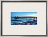 Evening in Malibu Framed Photographic Print by Trey Ratcliff