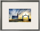 Another Sunday in Iceland Framed Photographic Print by Trey Ratcliff