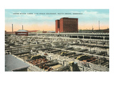 Stockyards, Omaha, Nebraska Prints