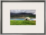 Nobody Needs Dramatic Sheep Framed Photographic Print by Trey Ratcliff