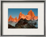 A Razor to the Sky Framed Photographic Print by Trey Ratcliff
