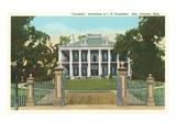 Dunleith, Natchez, Mississippi Prints