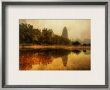 The Unknown Land Framed Photographic Print by Trey Ratcliff