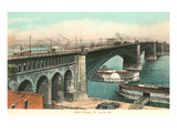 Eads Bridge, St. Louis, Missouri Prints