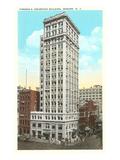 Fireman's Insurance Building, Newark, New Jersey Prints