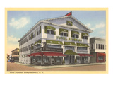 Hotel Standish, Hampton Beach, New Hampshire Posters