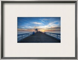 Into the Sea Framed Photographic Print by Trey Ratcliff